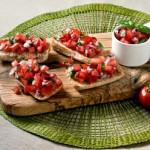 Tomato-Bruschetta