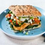 Turkey--Spinach-Sandwich